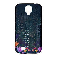 Urban Nature Samsung Galaxy S4 Classic Hardshell Case (pc+silicone) by Valentinaart