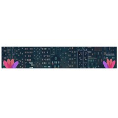 Urban Nature Flano Scarf (large) by Valentinaart