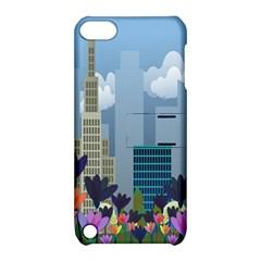 Urban Nature Apple Ipod Touch 5 Hardshell Case With Stand by Valentinaart