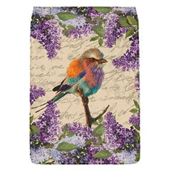 Vintage Bird And Lilac Flap Covers (s)  by Valentinaart