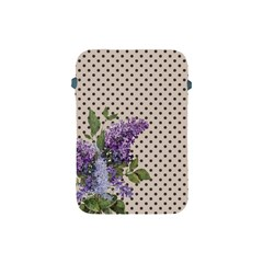 Vintage Lilac Apple Ipad Mini Protective Soft Cases by Valentinaart
