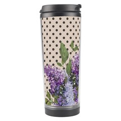 Vintage Lilac Travel Tumbler by Valentinaart