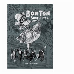Bon Ton Large Garden Flag (two Sides) by Valentinaart