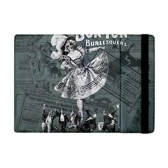 Bon Ton Apple Ipad Mini Flip Case by Valentinaart