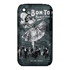 Bon Ton Iphone 3s/3gs by Valentinaart