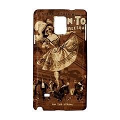 Bon Ton Samsung Galaxy Note 4 Hardshell Case by Valentinaart