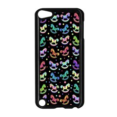 Toys Pattern Apple Ipod Touch 5 Case (black) by Valentinaart