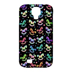 Toys Pattern Samsung Galaxy S4 Classic Hardshell Case (pc+silicone) by Valentinaart