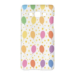 Balloon Star Rainbow Samsung Galaxy A5 Hardshell Case  by Mariart