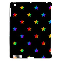 Stars Pattern Apple Ipad 3/4 Hardshell Case (compatible With Smart Cover) by Valentinaart