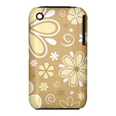 Flower Floral Star Sunflower Grey Iphone 3s/3gs by Mariart