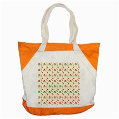 Flower Floral Sunflower Rose Star Red Green Accent Tote Bag by Mariart