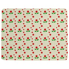 Flower Floral Sunflower Rose Star Red Green Jigsaw Puzzle Photo Stand (rectangular) by Mariart