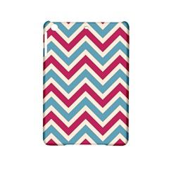 Zig Zags Pattern Ipad Mini 2 Hardshell Cases by Valentinaart
