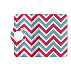 Zig Zags Pattern Kindle Fire Hd (2013) Flip 360 Case by Valentinaart
