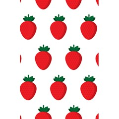 Fruit Strawberries Red Green 5 5  X 8 5  Notebooks by Mariart