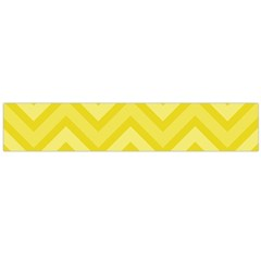 Zig Zags Pattern Flano Scarf (large) by Valentinaart