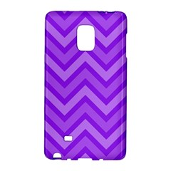 Zig Zags Pattern Galaxy Note Edge by Valentinaart