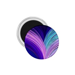 Color Purple Blue Pink 1 75  Magnets by Mariart