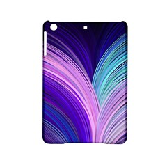 Color Purple Blue Pink Ipad Mini 2 Hardshell Cases by Mariart