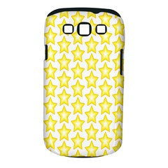 Yellow Orange Star Space Light Samsung Galaxy S Iii Classic Hardshell Case (pc+silicone) by Mariart