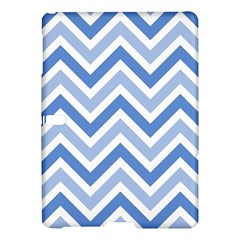 Zig Zags Pattern Samsung Galaxy Tab S (10 5 ) Hardshell Case  by Valentinaart