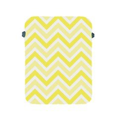 Zig Zags Pattern Apple Ipad 2/3/4 Protective Soft Cases by Valentinaart