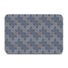 Decorative Ornamental Geometric Pattern Plate Mats by TastefulDesigns