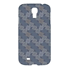 Decorative Ornamental Geometric Pattern Samsung Galaxy S4 I9500/i9505 Hardshell Case by TastefulDesigns