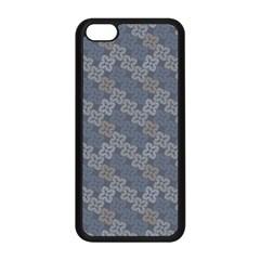 Decorative Ornamental Geometric Pattern Apple Iphone 5c Seamless Case (black) by TastefulDesigns