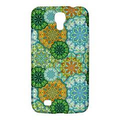 Forest Spirits  Green Mandalas  Samsung Galaxy Mega 6 3  I9200 Hardshell Case by bunart