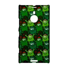 Seamless Little Cartoon Men Tiling Pattern Nokia Lumia 1520 by Simbadda