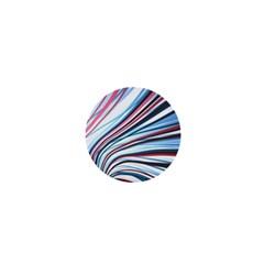 Wavy Stripes Background 1  Mini Buttons by Simbadda