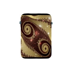 Space Fractal Abstraction Digital Computer Graphic Apple Ipad Mini Protective Soft Cases by Simbadda