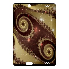Space Fractal Abstraction Digital Computer Graphic Amazon Kindle Fire Hd (2013) Hardshell Case by Simbadda