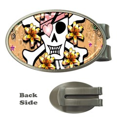 Banner Header Tapete Money Clips (Oval)  by Simbadda