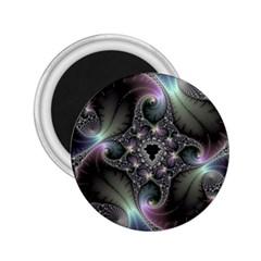 Precious Spiral Wallpaper 2 25  Magnets by Simbadda