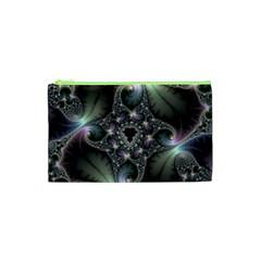Precious Spiral Wallpaper Cosmetic Bag (xs) by Simbadda