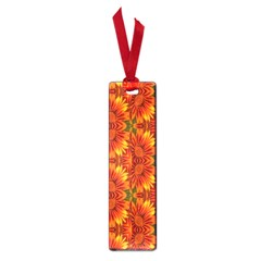Background Flower Fractal Small Book Marks by Simbadda