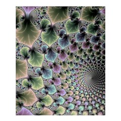 Beautiful Image Fractal Vortex Shower Curtain 60  X 72  (medium)  by Simbadda