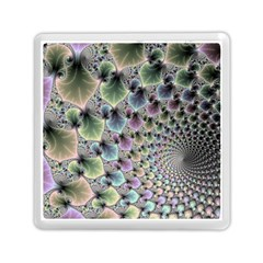 Beautiful Image Fractal Vortex Memory Card Reader (square)