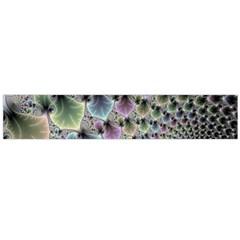 Beautiful Image Fractal Vortex Flano Scarf (large) by Simbadda