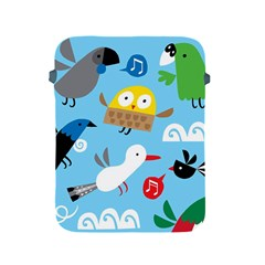 New Zealand Birds Close Fly Animals Apple Ipad 2/3/4 Protective Soft Cases by Mariart