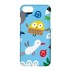 New Zealand Birds Close Fly Animals Apple Iphone 7 Hardshell Case by Mariart