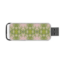 Digital Computer Graphic Seamless Wallpaper Portable Usb Flash (two Sides) by Simbadda