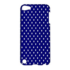 Rainbow Polka Dot Borders Colorful Resolution Wallpaper Blue Star Apple Ipod Touch 5 Hardshell Case by Mariart
