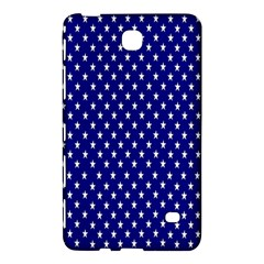 Rainbow Polka Dot Borders Colorful Resolution Wallpaper Blue Star Samsung Galaxy Tab 4 (8 ) Hardshell Case  by Mariart