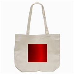 Red Gradient Fractal Backgroun Tote Bag (cream) by Simbadda