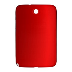 Red Gradient Fractal Backgroun Samsung Galaxy Note 8 0 N5100 Hardshell Case  by Simbadda