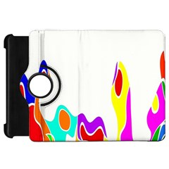 Simple Abstract With Copyspace Kindle Fire Hd 7  by Simbadda
